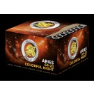 Colorful Night - Aries - Zodiac line